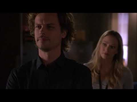 Criminal Minds S13E22 Subtitle French Reid and JJ