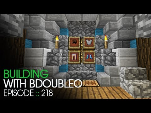 Minecraft The Armory Building With Bdoubleo