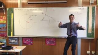 """Meanings of the Trigonometric Ratios (2 of 4: Why is one of them called """"tangent""""?)"""