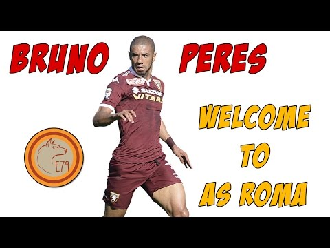 Bruno PERES - Welcome to AS ROMA