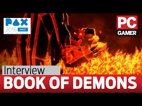 Book of Demons is Diablo distilled down to its purest form