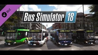 Bus Simulator 18 - FIRST DLC (WORLD CUP)