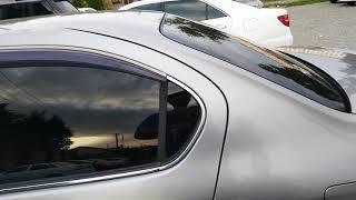 Nissan Cefiro A33 мой первый взгляд