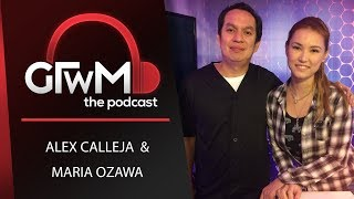 GTWM S05E00137 - Maria Ozawa and Alex Calleja on Girlfriend Issues