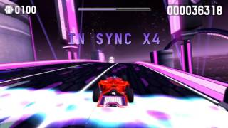 Riff Racer (Drive Any Track): Hit'n'Hide - Space Invaders (E-Rotic Remix)