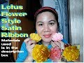 Vlog 92: How To Make Lotus Style Flower