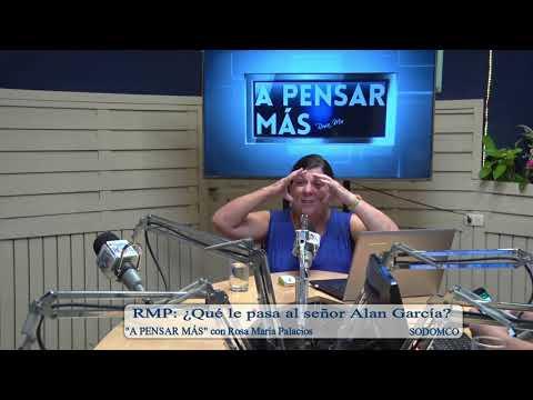 RMP: ¿Qué le pasa al señor Alan García?