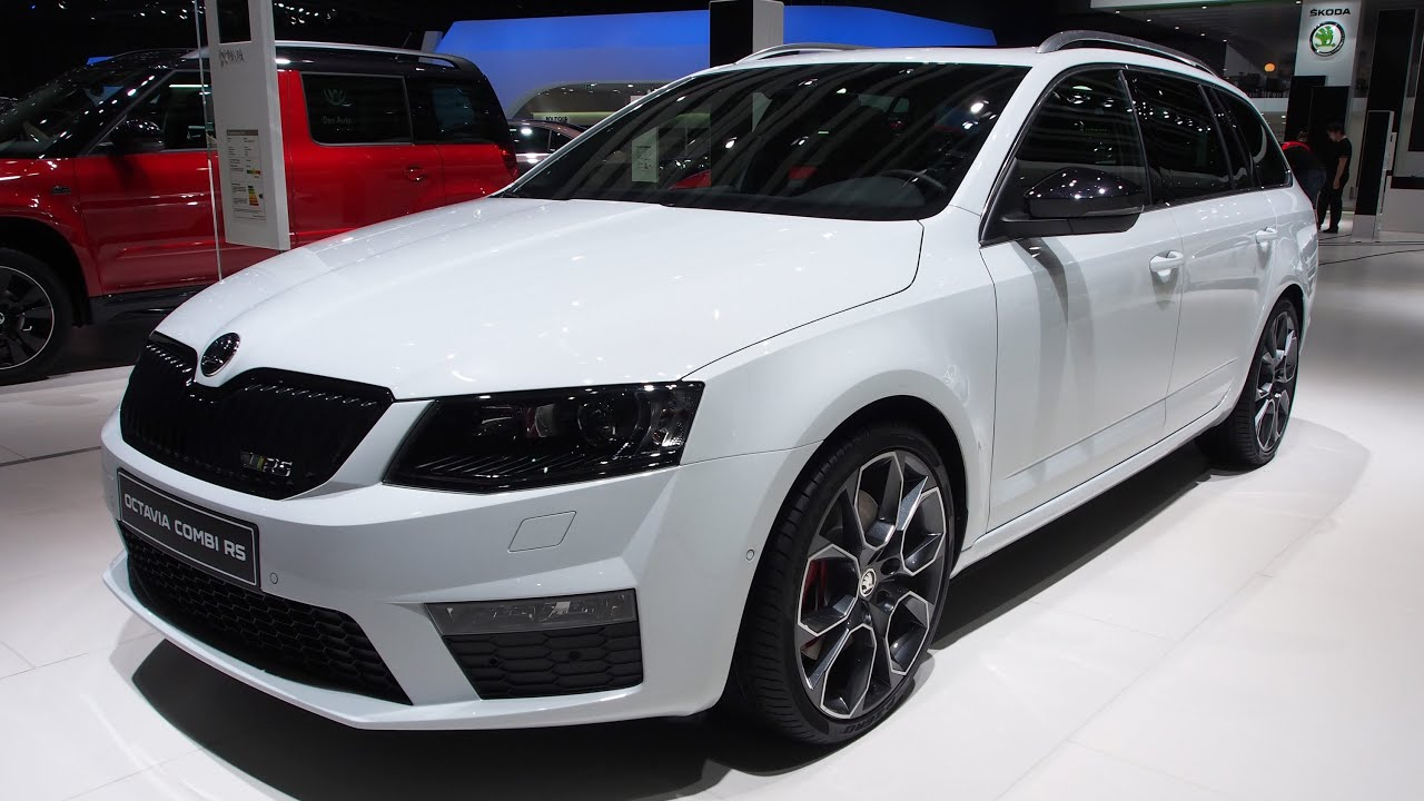 2014 skoda octavia combi rs 2 0 tsi exterior and interior walkaround youtube. Black Bedroom Furniture Sets. Home Design Ideas