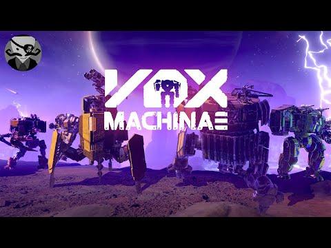 Vox Machinae [FR] Combat de Mecha en arène
