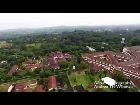 Video Udara di Institut Pertanian Bogor (IPB)