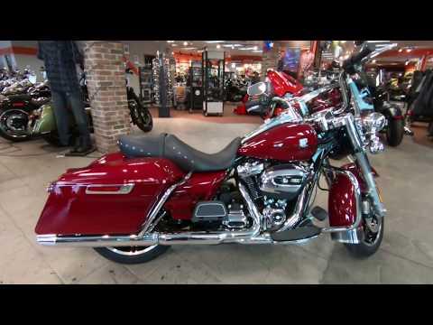 2020 Harley-Davidson FLHR Road King - New Motorcycle For Sale - West Bend, WIиз YouTube · Длительность: 1 мин17 с