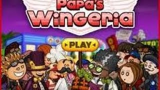 Papas Wingeria Hacked!