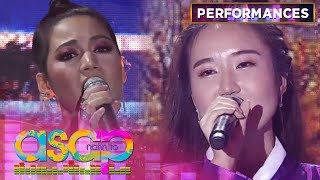 Trending Korean singer Sandra Jung collaborates with OPM icon | ASAP Natin 'To