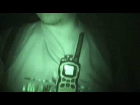 Clark Hospital- Ghost Hunting 2017 Part 2 Basement-Morgue