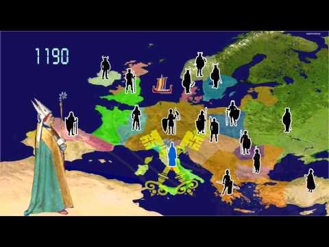 L'histoire de l'Europe - Part 2/4