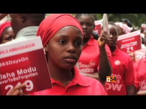 Nigeria Chibok Girls Video