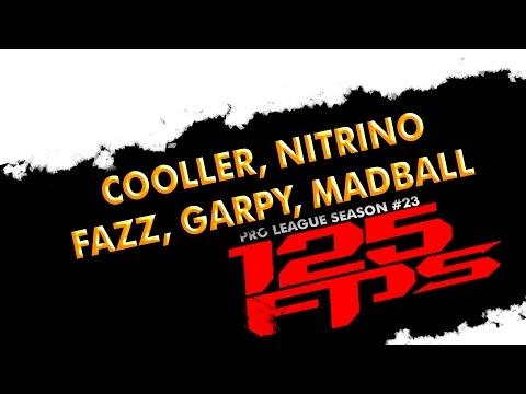 125fps #23 - Cooller, Garpy, Fazz, Madball, Nitrino - Group B2 - Quake Live