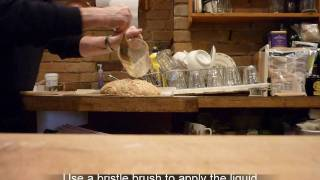 Making Antoine's Irish Soda Bread
