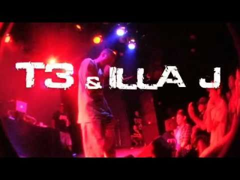T3 & ILLA J, LIVE in TOKYO :: FSTV