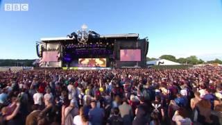 Bring Me The Horizon LIVE Throne At Glastonbury 2016