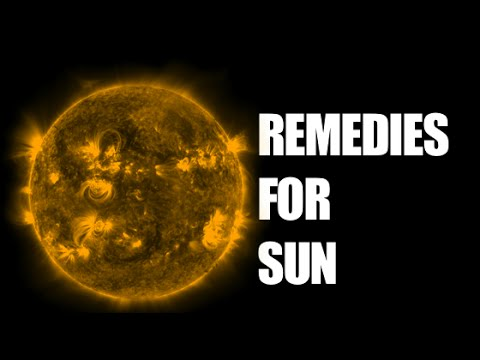 Mantra & Remedies for Planet Sun or Surya