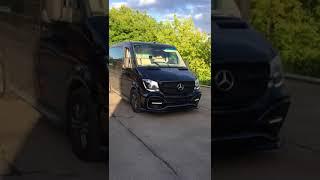 Передний бампер Mercedes Sprinter w906.