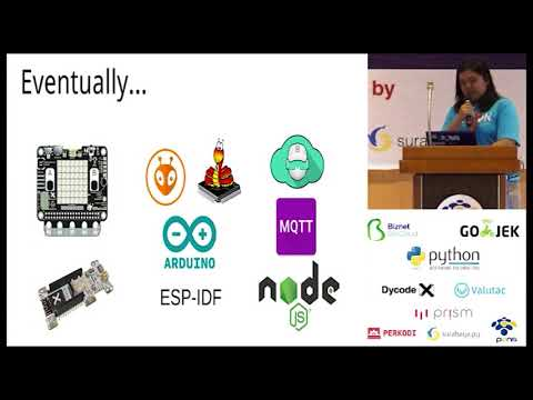 Alwin Arrasyid - IoT Software Engineer Journey: Connecting the Unconnected with Python