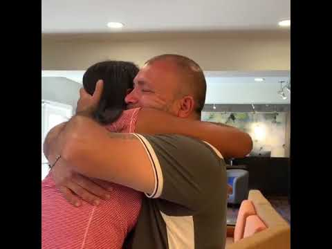 Joey Brooks - Brother and Sister Meet For The First Time After 38 Years