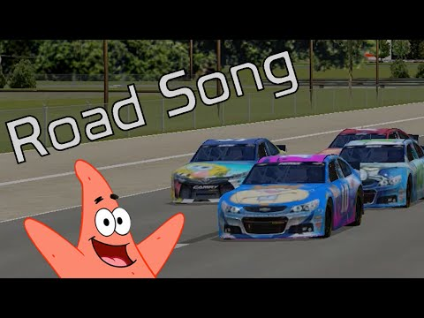 Spongebob Road Song! In NR2003