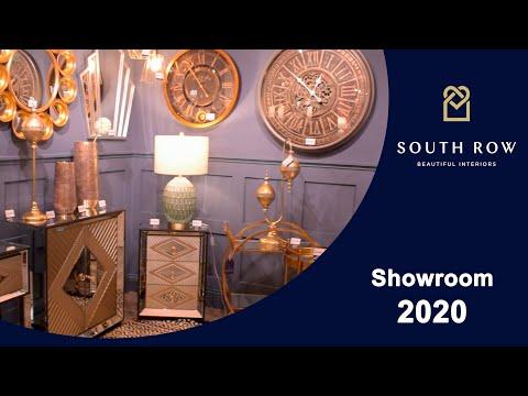 SOUTH ROW - Showroom 2020