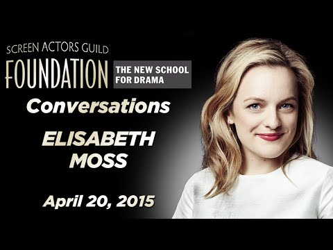 Conversations with Elisabeth Moss - The New School