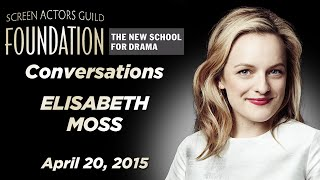 Conversations with Elisabeth Moss