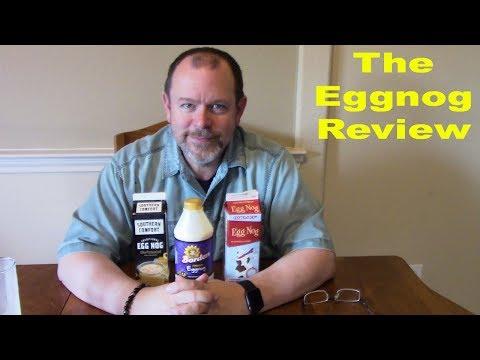 THE EGGNOG REVIEW
