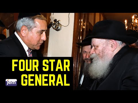The Lubavitcher Rebbe To Mr. David chase: Four Star General