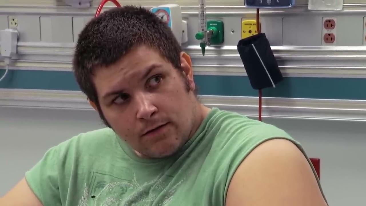 """Envían una ambulancia para rescatar a Julius """"JT""""   Kilos Mortales   Discovery Latinoamérica"""