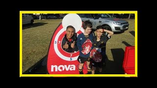 Breaking News | Casanovas @ Inner West Rugby Union Minis, Concord & Marrickville FC - 26 May 2018