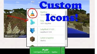 """How To Get """"Custom"""" Minecraft Profile Icons!"""