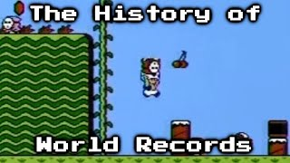 The History of Super Mario Bros. 2 World Records