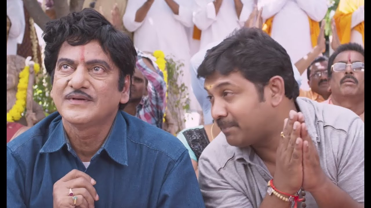 Mar Mitenge All Comedy Scenes | Jr NTR, Raghu Babu ...