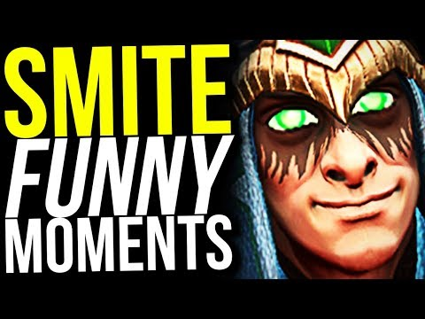 TANK LOKI IS OP! (actually broken) - SMITE FUNNY MOMENTS