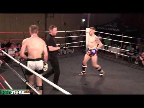 Stephen O'Drioscall vs Eoin Brennan - The New Bloods 4