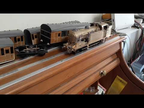 West Green Garden Railway,  O gauge Gresley N2