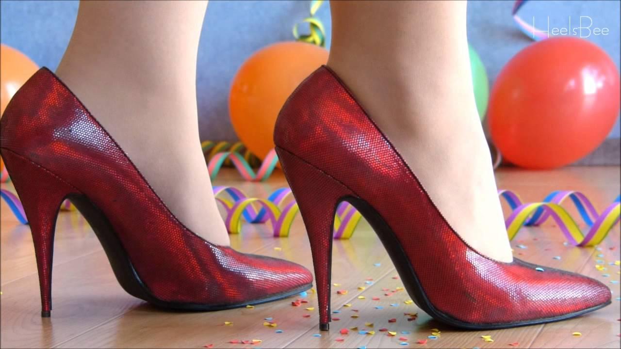 10 In High Heels