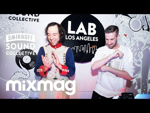 DAEDELUS and KASTLE in The Lab LA