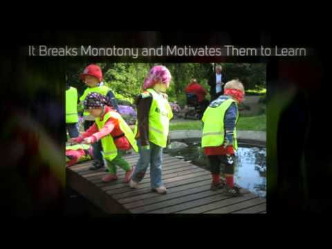 The Values and Benefits of Outdoor Education