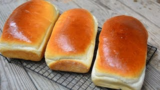 White Bread Recipe - Chef Lola