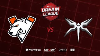 Virtus.pro vs  Mineski, DreamLeague Season 11 Major, bo3, game 3 [Lex & GodHunt]