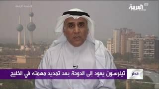 عبدالله بن زايد: خياران أمام قطر لا ثالث لهما