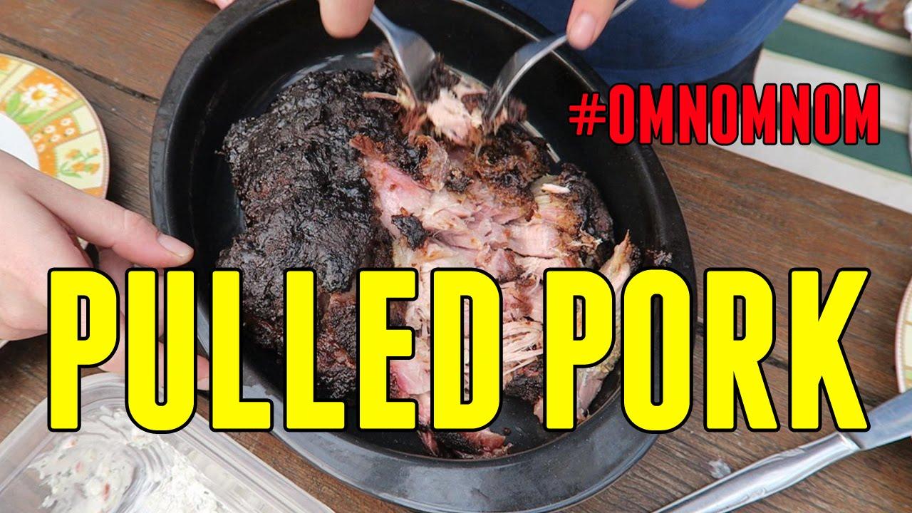 Pulled Pork Gasgrill Deutsch : Pulled pork deutsch grill pr n youtube