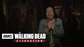 The Walking Dead vs Josh McDermitt